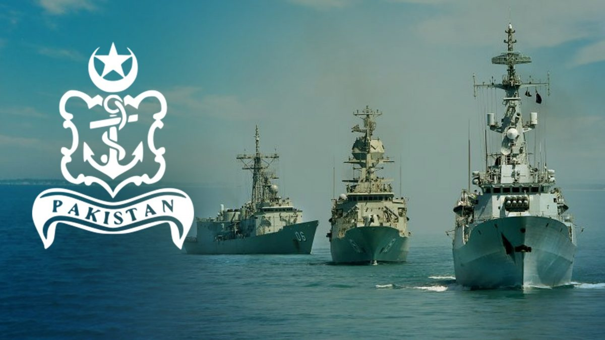 """Pakistan Navy has been hosting Multinational Exercise """"AMAN"""" since 2007 under the slogan """"TOGETHER FOR PEACE""""."""