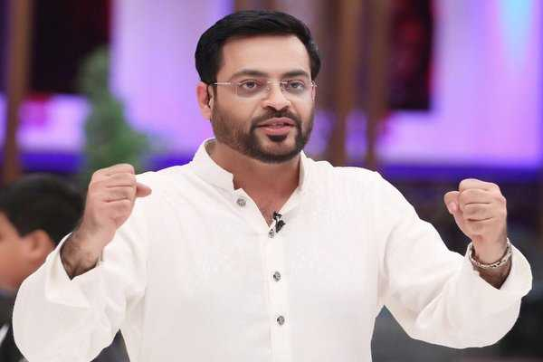 #PTI MNA Dr Amir Liaquat lands in hot water after controversial tweet