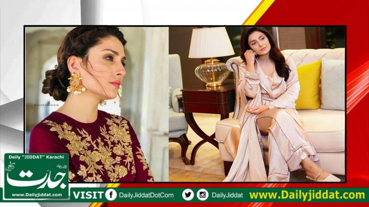 #AyezaKhan recently shared some stunning photos from her latest shoot ,take a look.