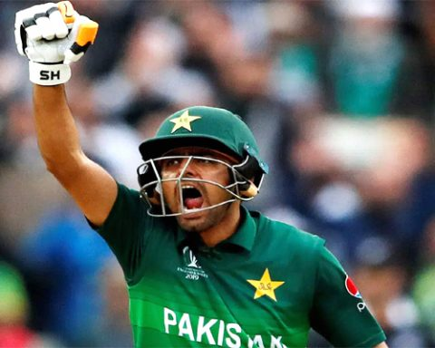 Babar Azam Centuries in T20