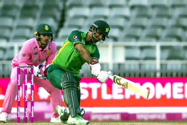 Fakhar Zaman National Cricket Record Against South Africa
