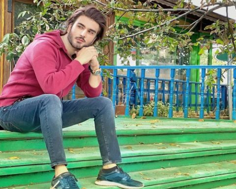Imran Abbas Pakistani Actor in Turkey