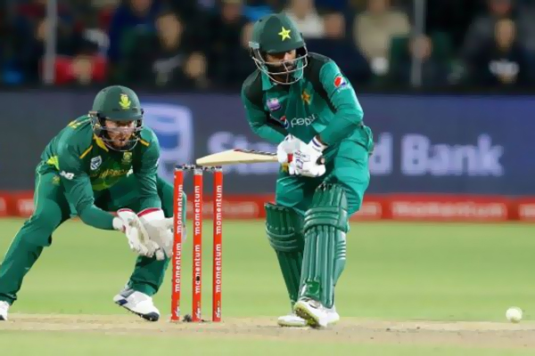 Pakistan vs South Africa Second Match ODI