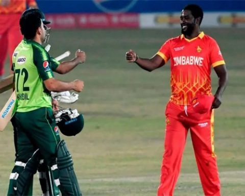Pakistan vs Zimbabwe Series 2021