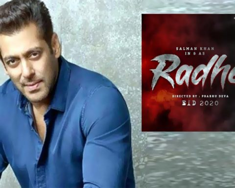 Salman Khan New Movie Radhe