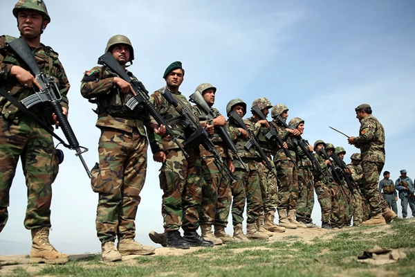 Security Forces Operation Against Taliban in Afghanistan 37 killed