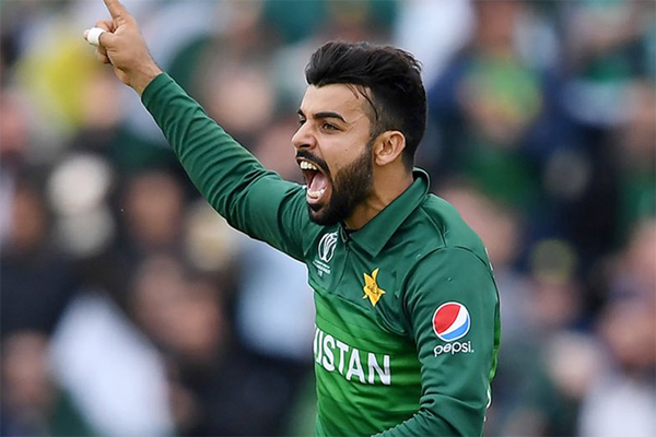 Shadab Khan Left to The Third ODI Match Against South Africa