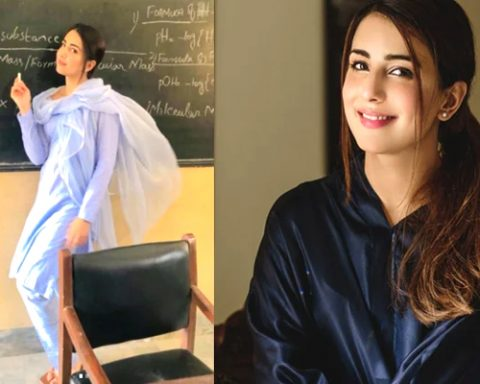 Ushna Shah Actress Chemistry Teacher
