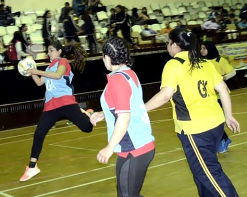 Womens Netball Championship in Pakistan