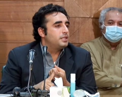 Bilawal Bhutto Zardari Press Conference