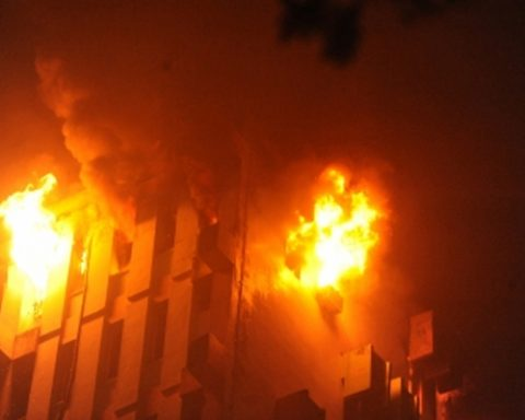 Fire in Building 8 Killed at Saudi Arabia