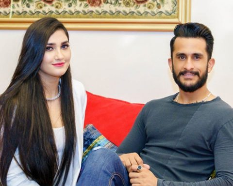 Hassan Ali Daughter Pic Viral on Social Media