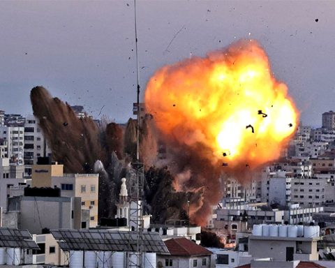 Israeli Attack in Palestine 140 Killed