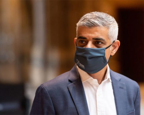 Sadiq Khan Elected London Mayor Again