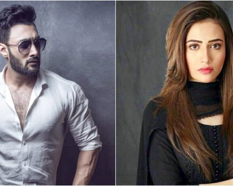 Sana Javed and Umair Jaswal