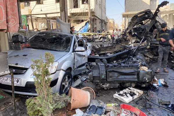 Attack on Hospital in Syria 13 Killed