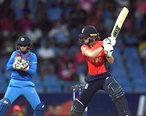 England and India Women Cricket Team