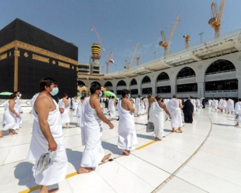 Preparations for Hajj in Saudi Arabia have been completed