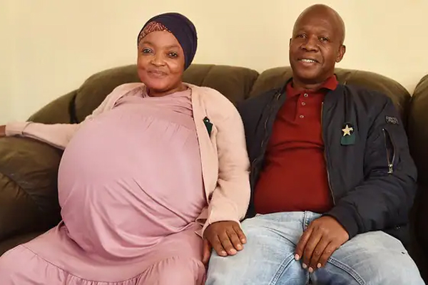 South Africa Woman Sets New Guinness World Record By Giving Birth To 10 Babies At A Time