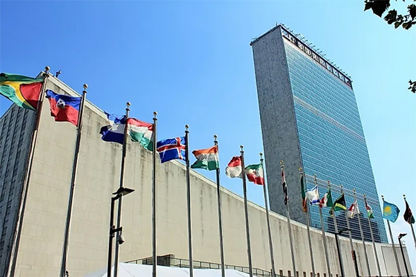 United Nation Human Rights in World