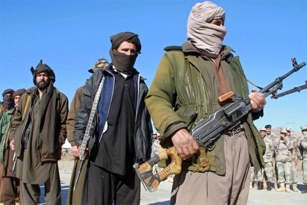 Taliban Control Several Districts in Afghanistan