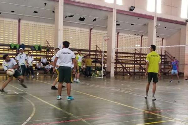 The National Men's Throwball Championship will start on August 5